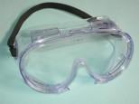 Защитные очки-полумаска EF007