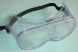 Защитные очки-полумаска EF002