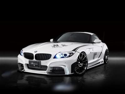 BMW Z4 тюнинг