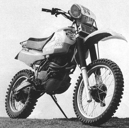 Honda мото